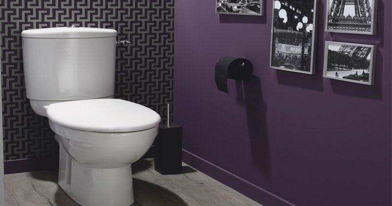Déco toilette idée et tendance pour des wc zen ou pop