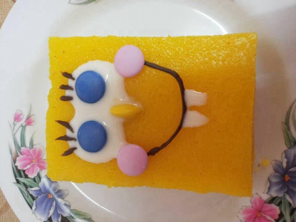 سبونج بوب Sugar Cookie Cake Desserts