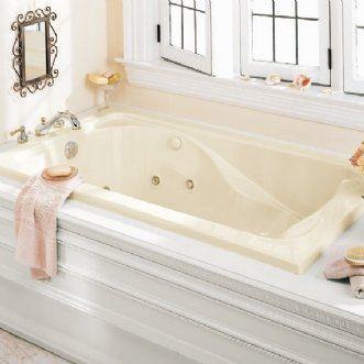 American Standard 2774 018wc Soaking Bathtubs Whirlpool Tub Whirlpool Bathtub