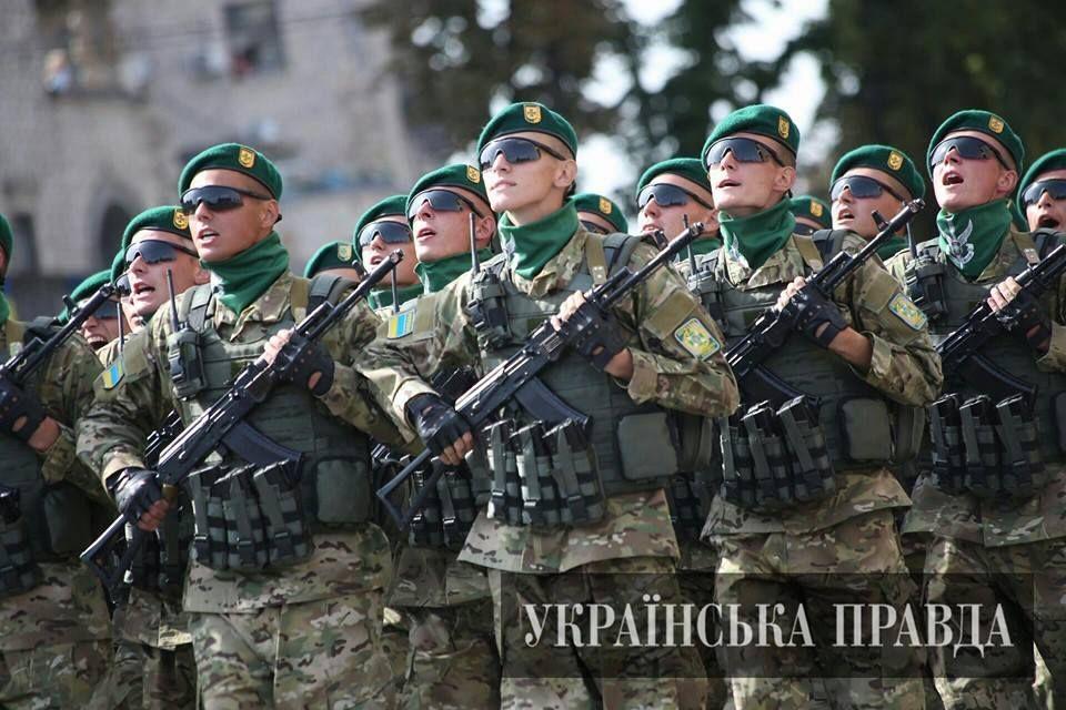 Фото - путешествия по миру: Военный парад в Киеве (фото ...
