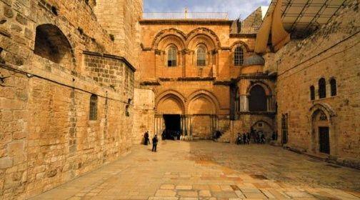 Chrám Božího hrobu, Jeruzalém