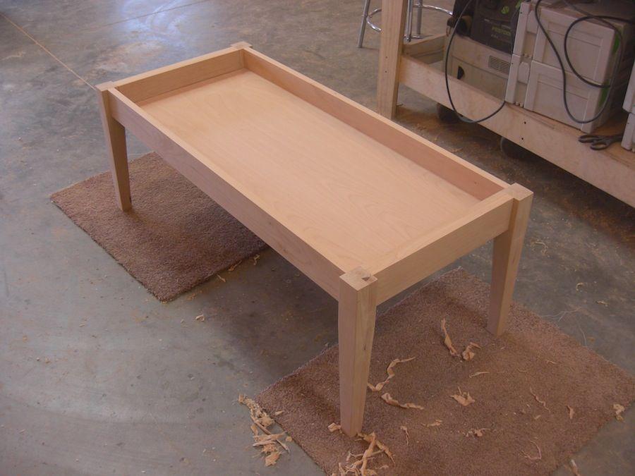 Shadow box plans coffee table shadow box plans plans for Shadow box coffee table diy
