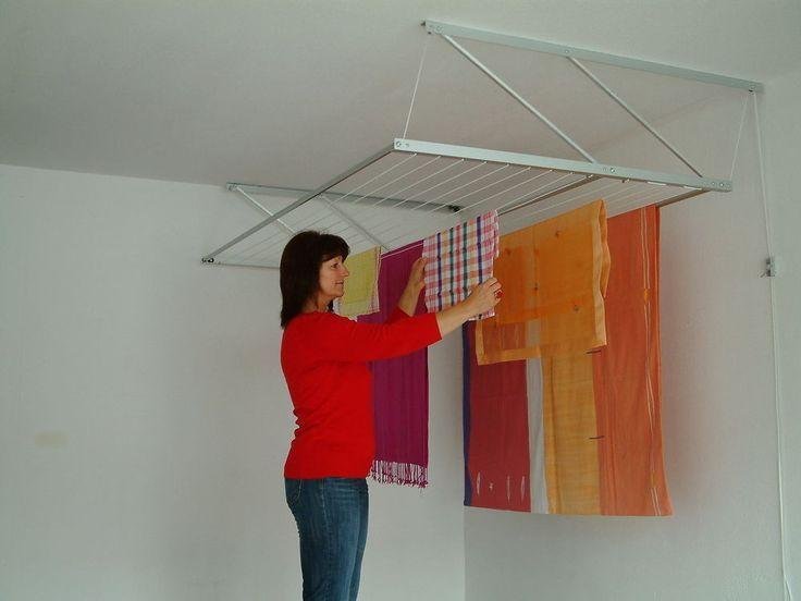 Details zu schvink c deckentrockner wäsche wäscheständer wäscheleine