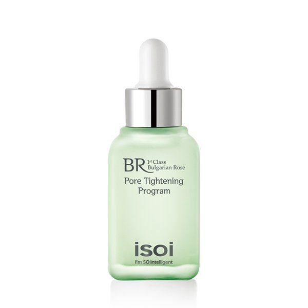 isoi bulgarian rose pore tightening program skin deep cosmetics
