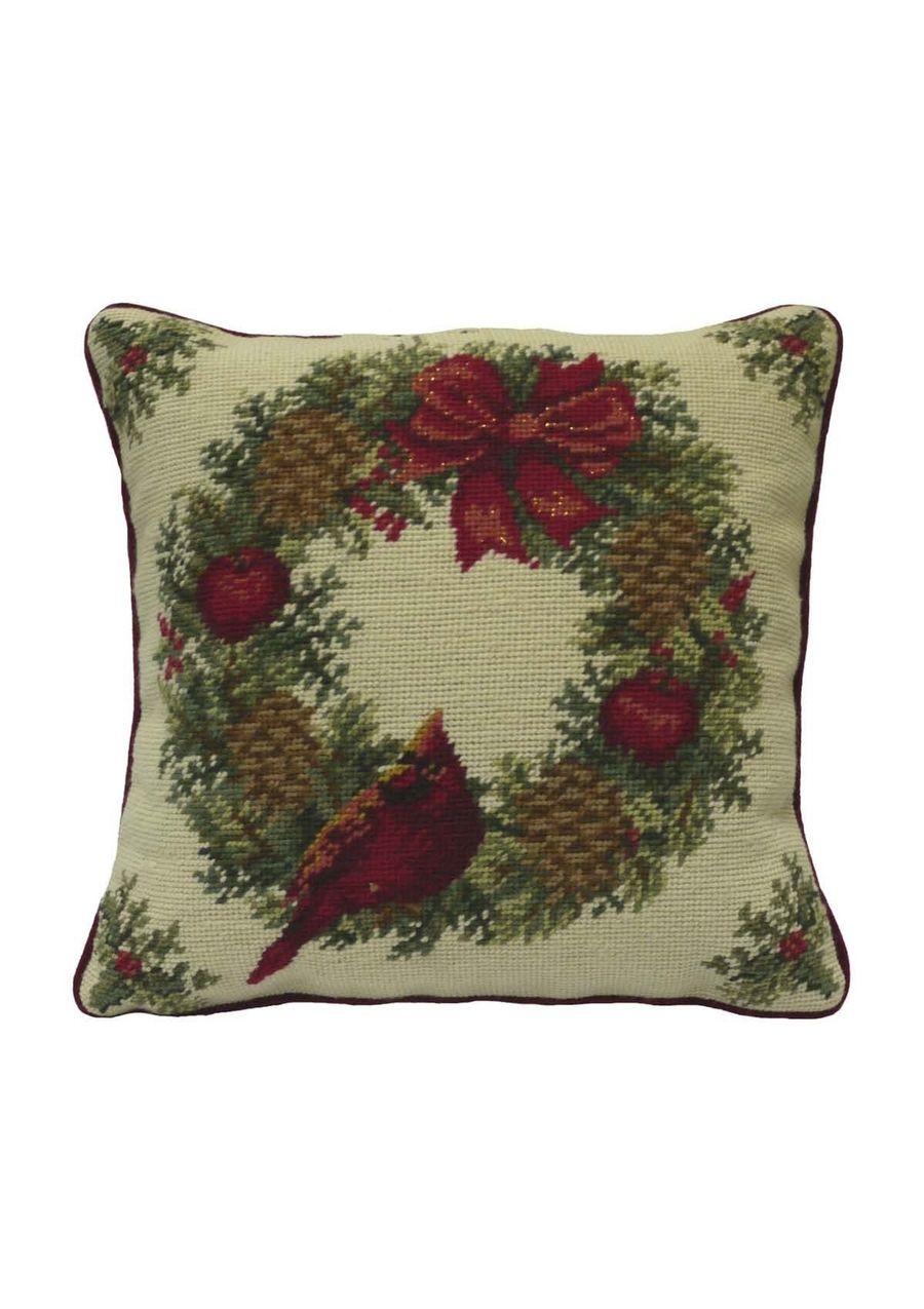 71625ab9d0383a394a2b9a73e7b93f98 - 20 Signs You're In Love With Christmas Needlepoint Pillows