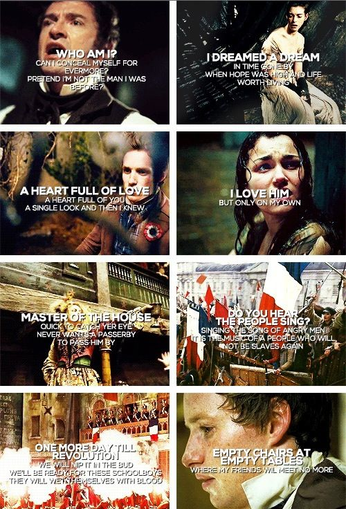 Kind Of Basically Summing Up Les Mis A Little Bit Les Miserables