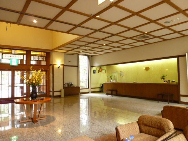 """""""Senjukaku""""(Hotel), Kanbayashi-Onsen(Terme) Nagano Japan"""