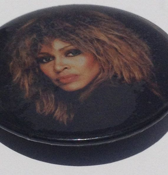 Pin By Tina Taylor On Shiplap: Vintage Tina Turner Button Pin What's Love Got To Do With It