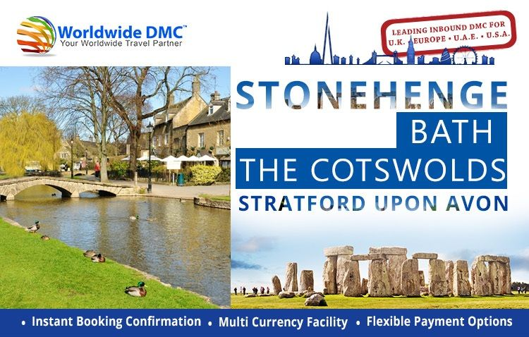 United Kingdom Tour Packages: Stonehenge, Bath, The Cotswolds
