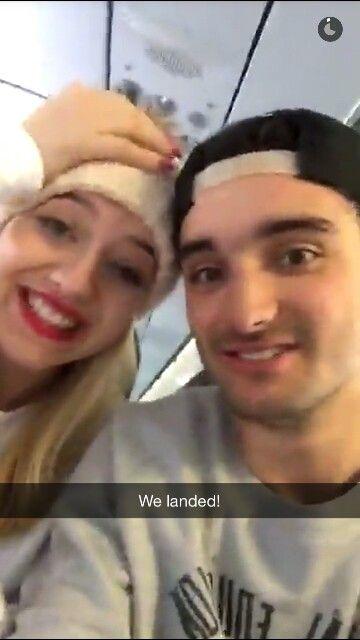 Tom's snapchat
