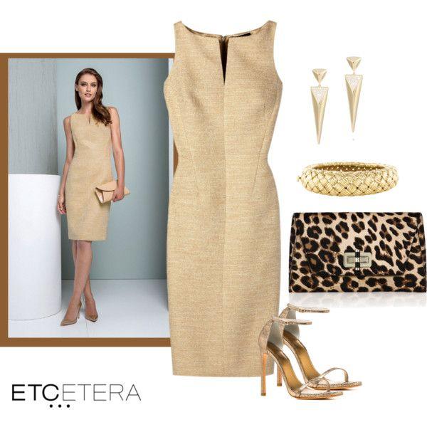 Etcetera | Holiday 2015: GILT Holiday dress. www.etcetera.com.