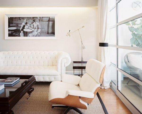 Le Canapé Chesterfield Un Modèle Toujours En Vogue Chesterfield - Modele canapé moderne