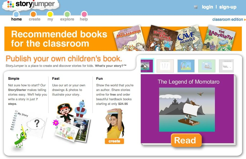 story jumper publish your own children s book storyjumper is a