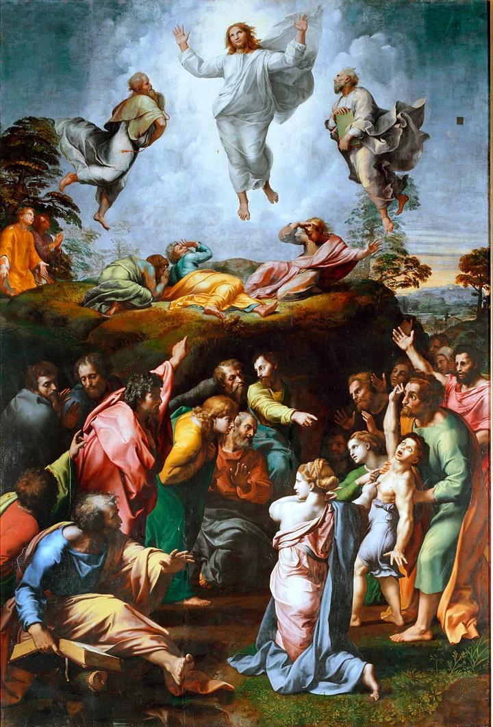 Les plus belles œuvres de Raphaël | Peintures raphael, Art de la renaissance et Peinture renaissance
