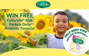 FREE Package of Culturelle Kids Packet Daily Probiotic Formula on http://www.icravefreebies.com/