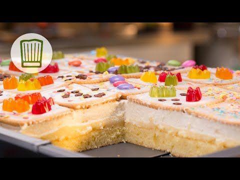 Kindergeburtstag Kuchen Zitrone Video Butterkekskuchen Rezept
