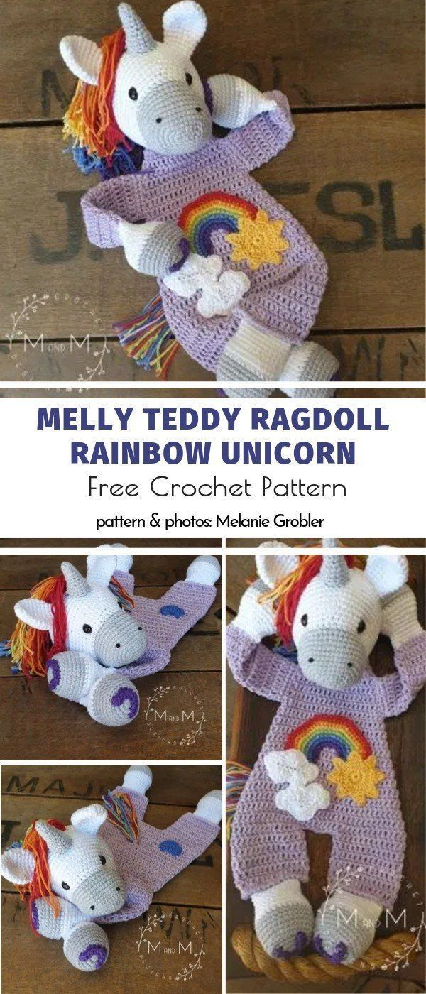 Cuddly Softies Crochet Ideas - Claire C. - New Ideas #amigurumidoll