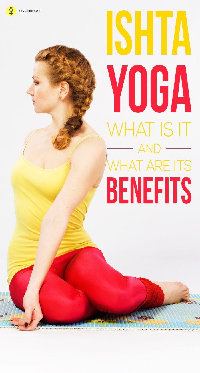Yoga Ishta Yoga Top Yoga Poses Yoga