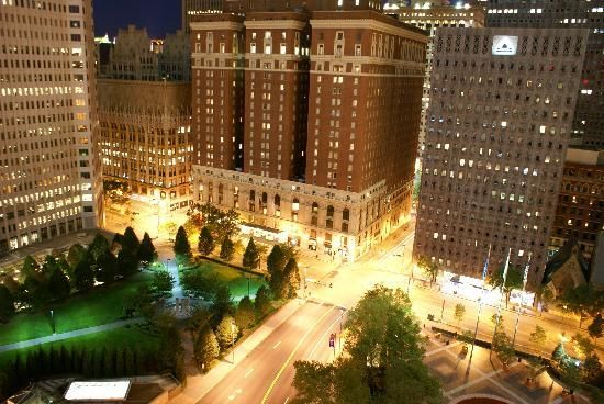 Doubletree By Hilton Hotel Suites Pittsburgh Downtown Pa