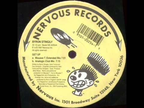 Byron Stingily Get Up Mousse T Extended Mix