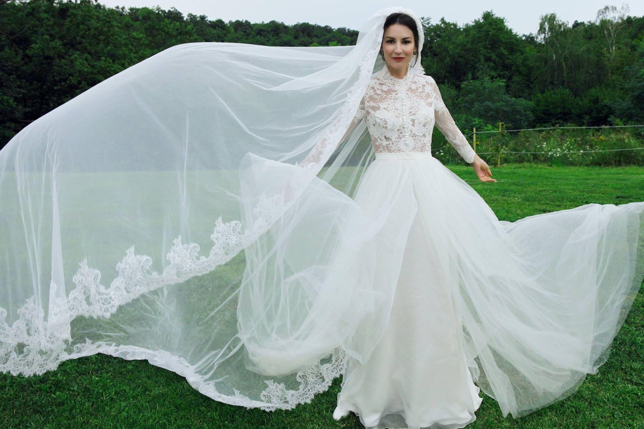 Tamara Šimončíková - Heribanová dress: Lukáš Kimlička | Once upon a ...