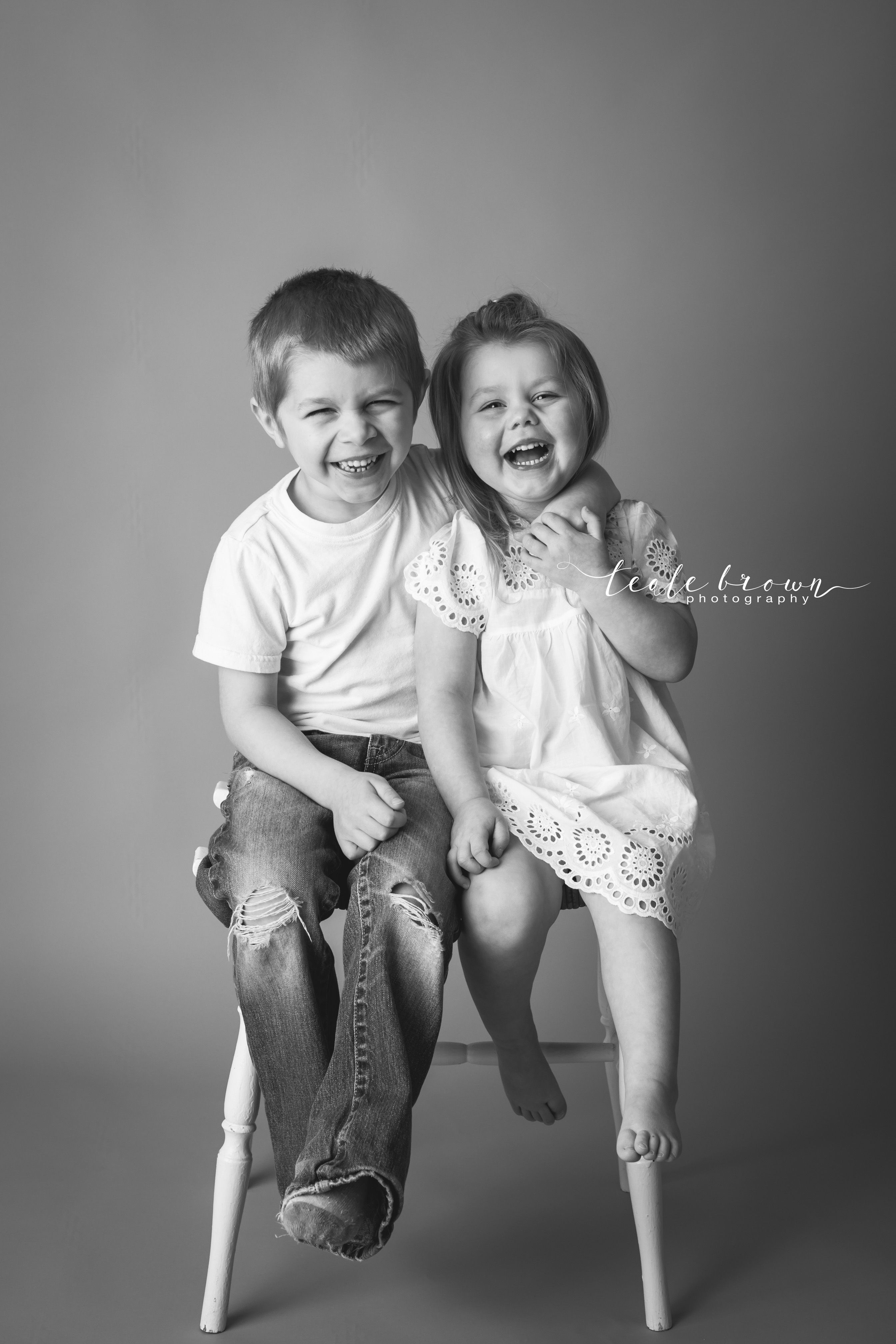 Family Photography Child Photography Siblings Laughing