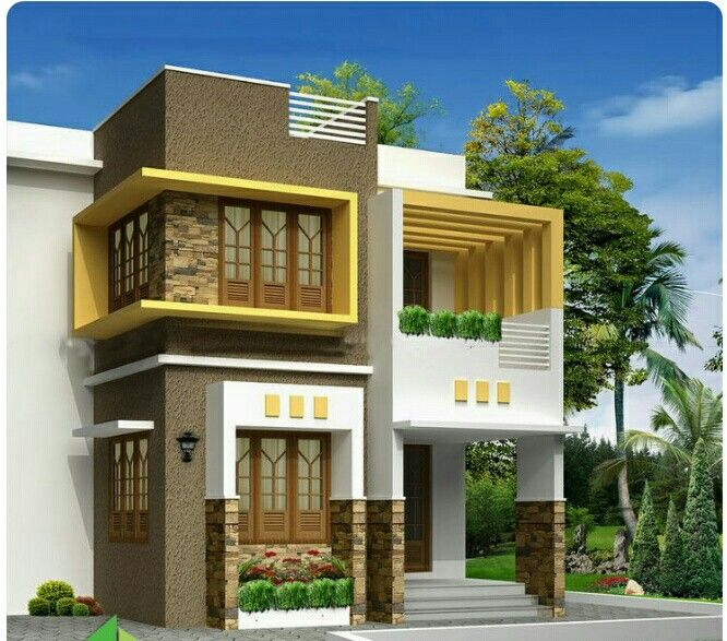 Indian Home Exterior Design Pictures: Pin By Erica Nikkilä On Koti