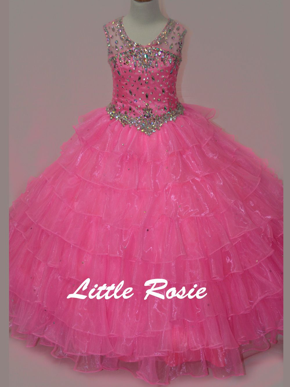 17 Best images about Little Rosie Ballgown Dresses! on Pinterest ...