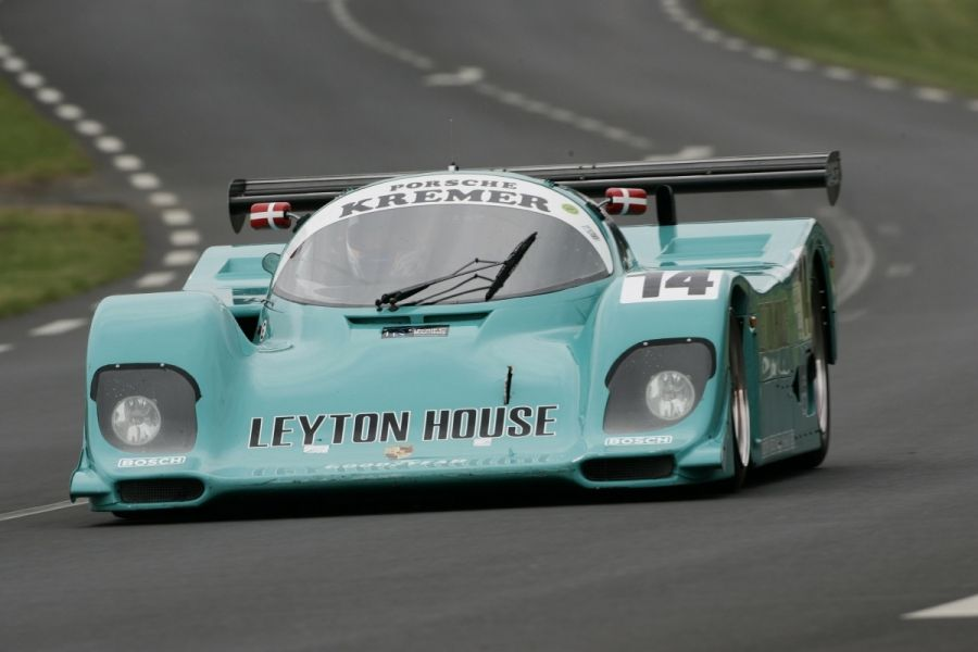 RaceCarAds - Race Cars For Sale » Porsche 962 Kremer CK6
