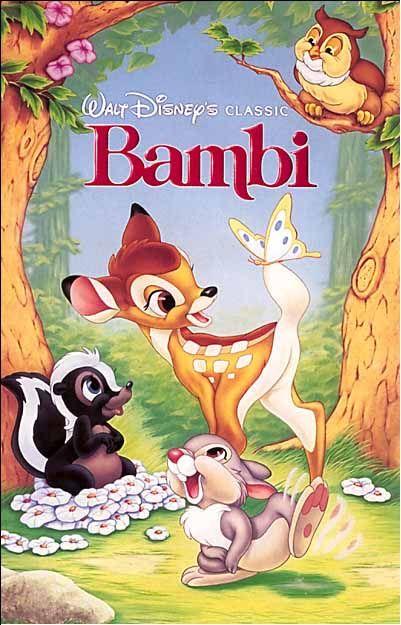 Bambi S Poster Disney Filmplakate Bambi Disney Bambi
