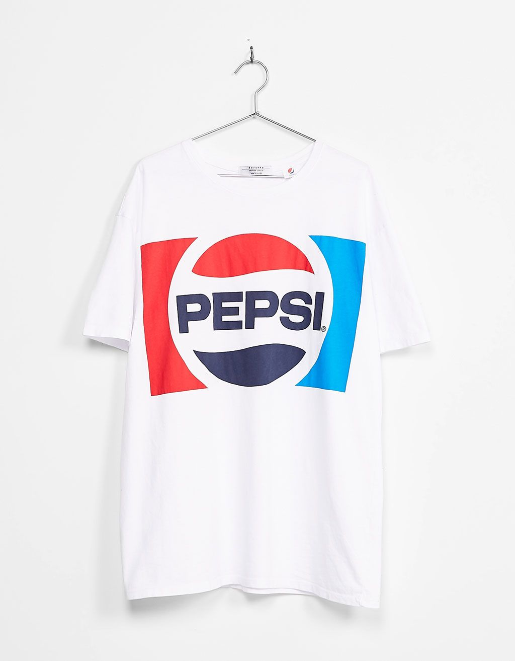 66db564837785  Pepsi  T-shirt. Discover this and many more items in Bershka with new  products every week