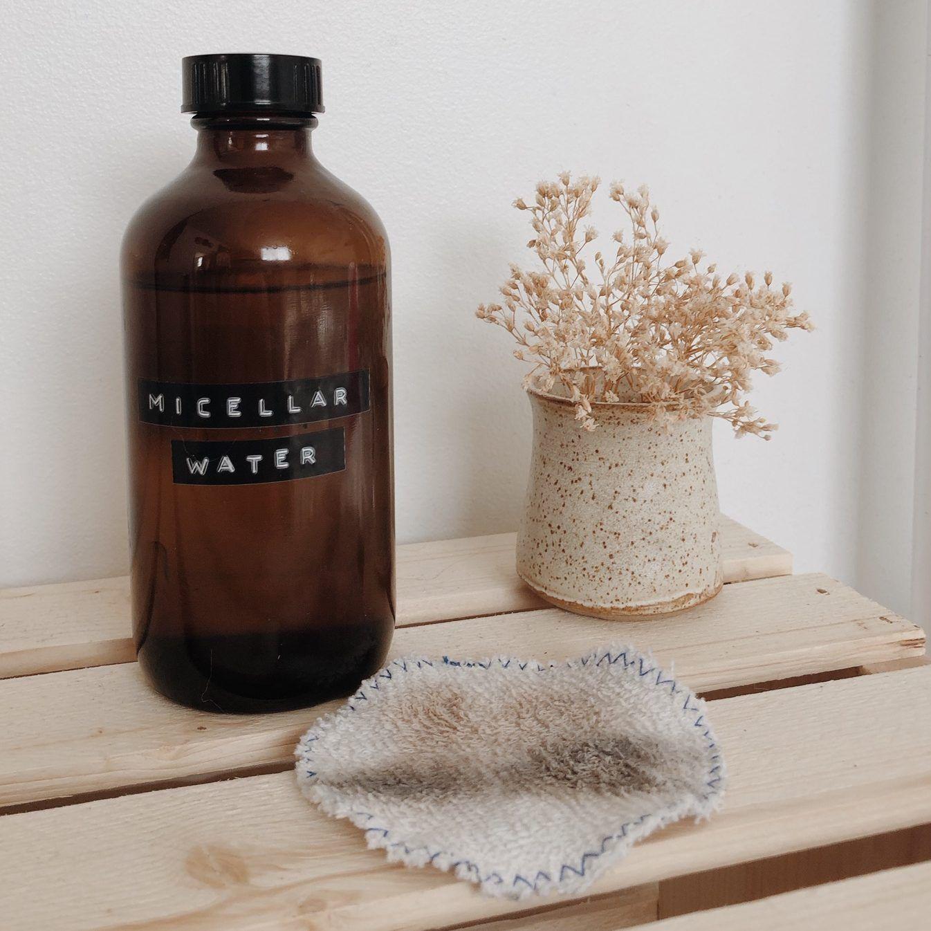 DIY Nontoxic Micellar Water A little Rose Dust in 2020