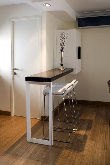 Una barra de cocina decoracion pinterest ideas para - Barras para cocinas ...