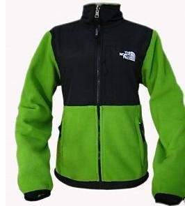 lime green fleece jacket (the north place) | This is Me ...