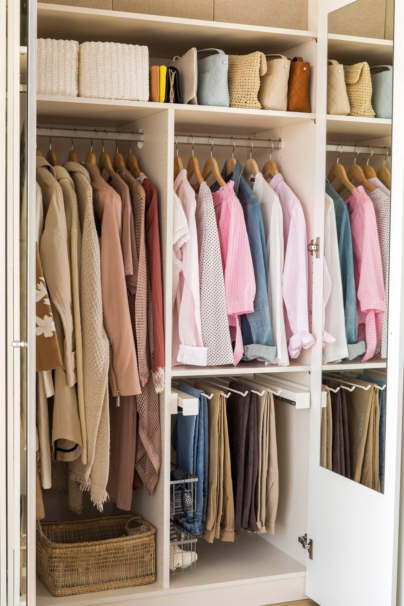 No se nace ordenado en 2019 orden en casa closet - Accesorios para armarios ...