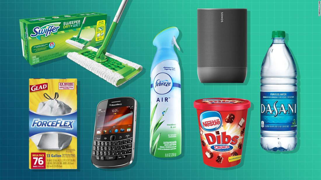 Swiffer. Blackberry. Dasani. Meet the man who named your