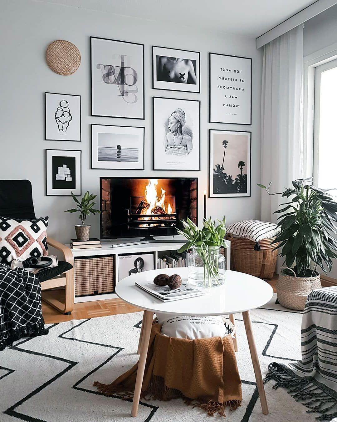 28 Marvelous Scandinavian Living Rooms With Boho Style Ideas Living Room Scandinavian Boho Scandinavian Living Room Scandanavian Interiors Living Room