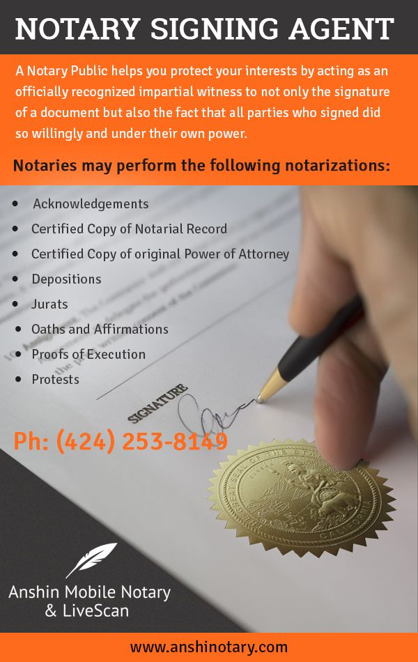 Notary & NSA, Notary Signing Agent | Notary Signing Agent