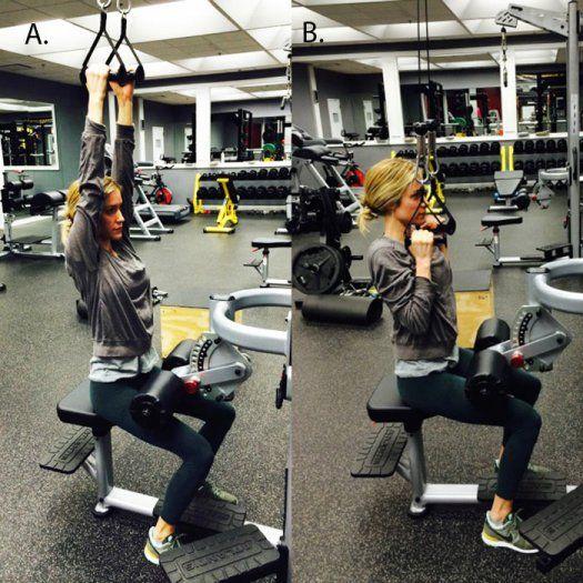 Kristin Cavallari's Favorite Total-Body Gym Routine   Health