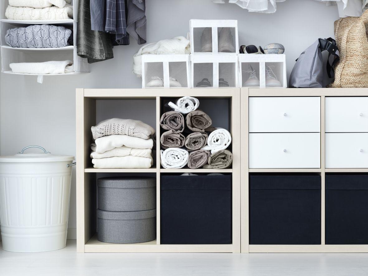 KALLAX open kast | WIN! Stel jouw favoriete slaap- en badkamer samen ...