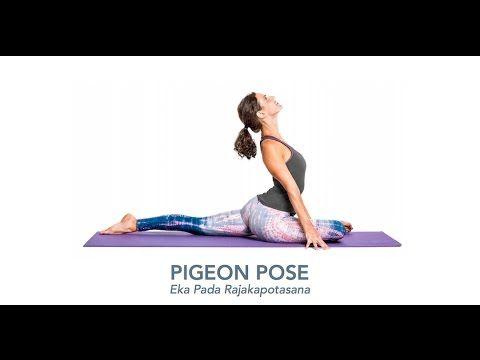 yoga poses  articles  pigeon pose eka pada