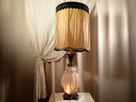 Hollywood regency table lamp shade not included textured vintage hollywood regency table lamp shade not included textured aloadofball Choice Image