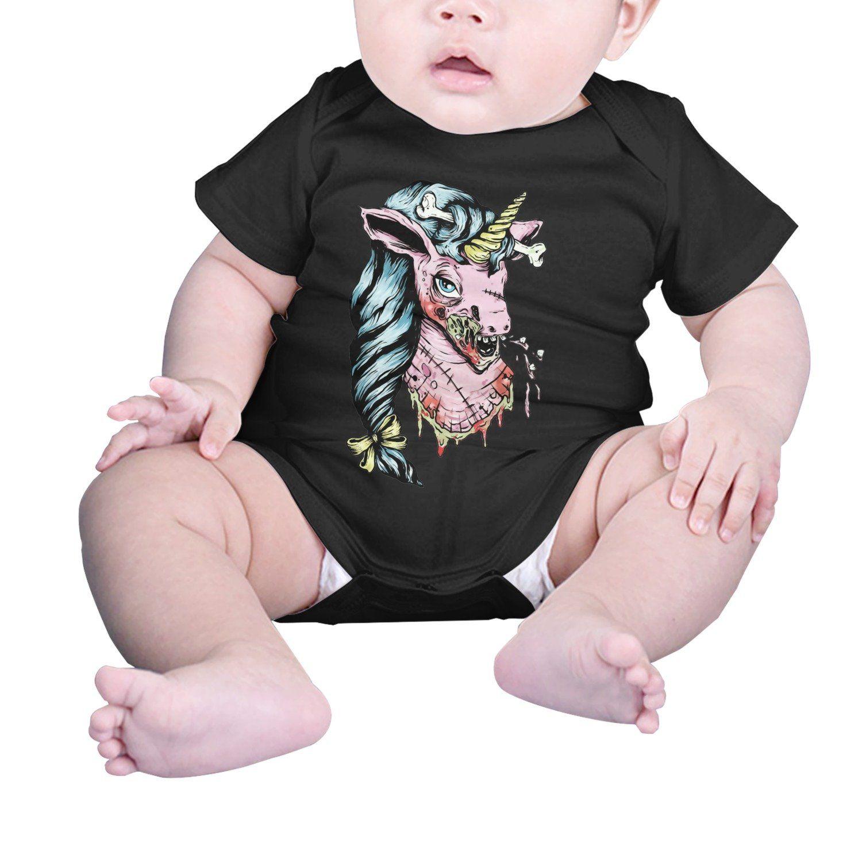 Unicorns of The Apocalypse Babys Boys /& Girls Short Sleeve Bodysuit Outfits and Tshirt