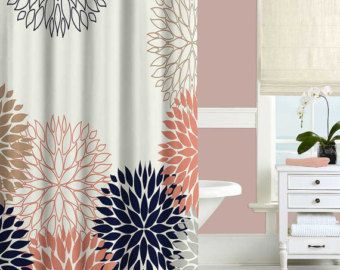Shower Curtains For Measurements 1080 X Flower Burst Dahlia Curtain