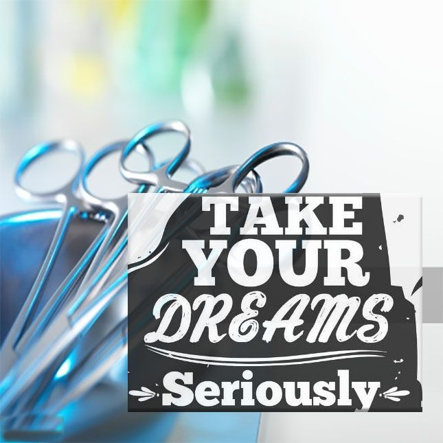 How Seriously Are You Taking Your Dreams? #motivation
