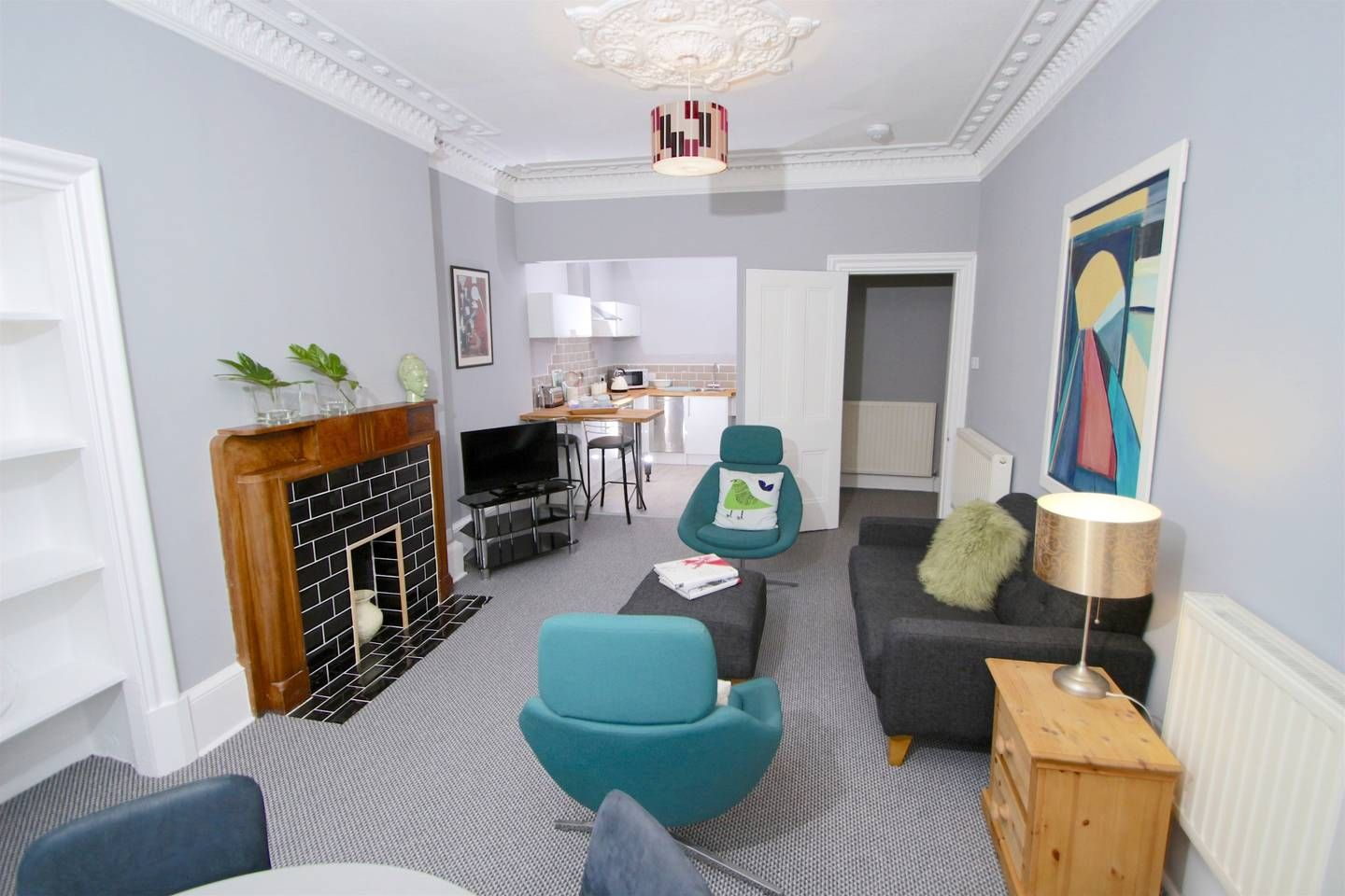 Stylish Newly Refurbished Apt in City Centre - Flats for ...