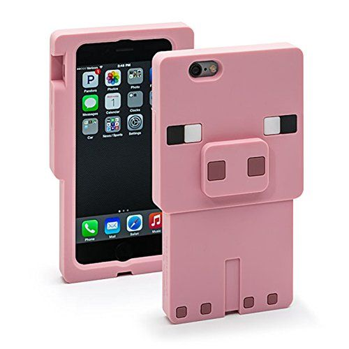 Minecraft Pig Character Case IPhone 6 You Can Express Your