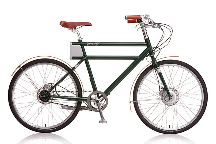 Faraday Porteur Beautiful Electric Bike Electric Bicycle Bicycle Electric Bikes For Sale