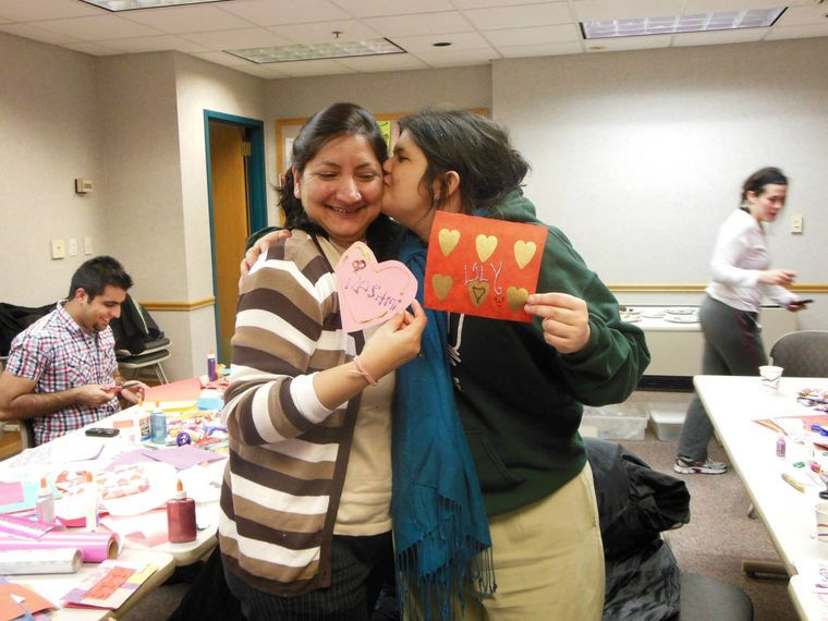 Cultures come together to celebrate Valentine's Day