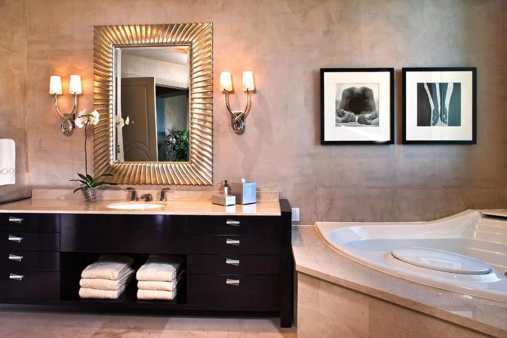 The latest trends of 2016 modern bathroom colors and tiles ...